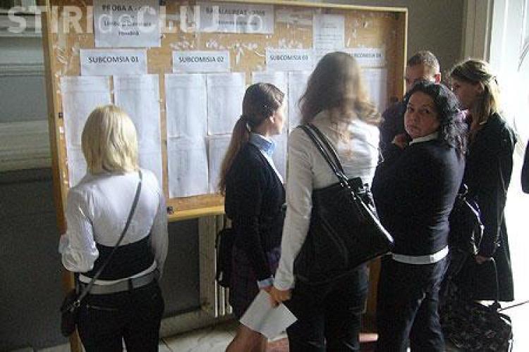 BAC Cluj: 154 de elevi au luat Bacalaureatul dupa recorectare