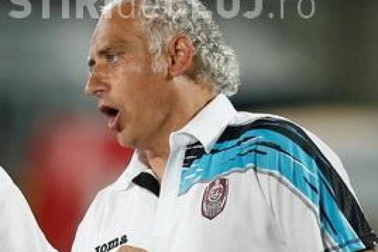 """Mandorlini: """"Am jucat ca o echipa mare in aceasta seara"""""""