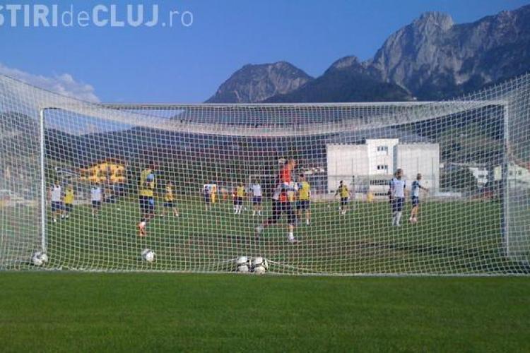 Meci amical: CFR Cluj-Red Bull Leipzig 2-1