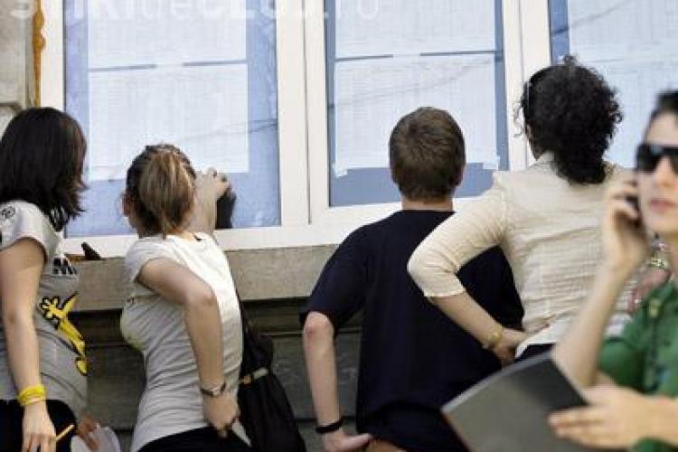 BAC Cluj: 63,60 % dintre elevii clujeni au luat examenul de Bacalaureat. VEZI rezultatele pe medii