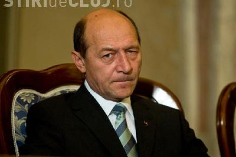 Traian Basescu ar putea fi suspendat din nou din functia de presedinte