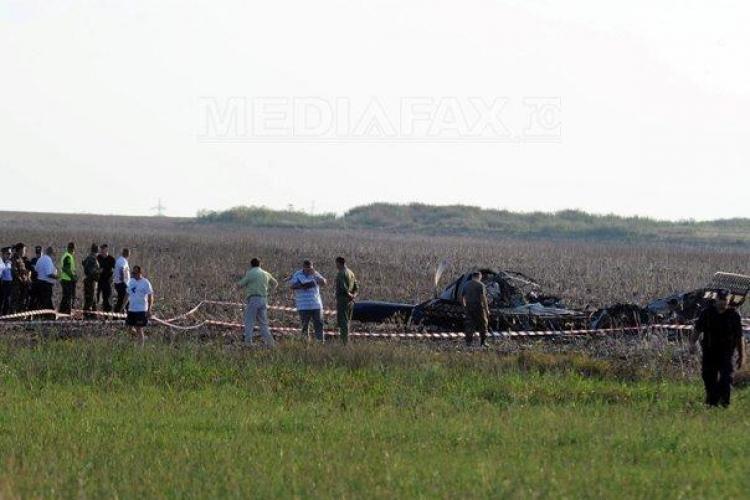 Accidentul aviatic de la Tuzla a mai facut o victima: unul dintre raniti a murit azi noapte la spital