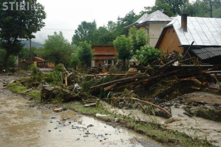 Clujenii pot face donatii pentru persoanele afectate de inundatii in  Moldova