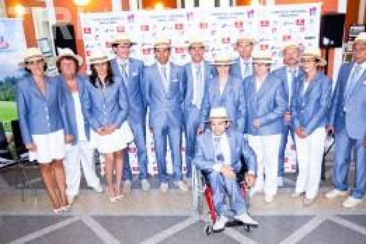 Comitetul Naţional Paralimpic işi prezintă la Cluj paticipanţii la Olimpiada de la Rio de Janeiro şi planurile acestora