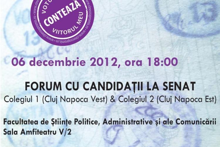 Centrul Rațiu pentru Democrație Cluj dezminte că ar fi cerut bani pentru a organiza o dezbatere cu candidații