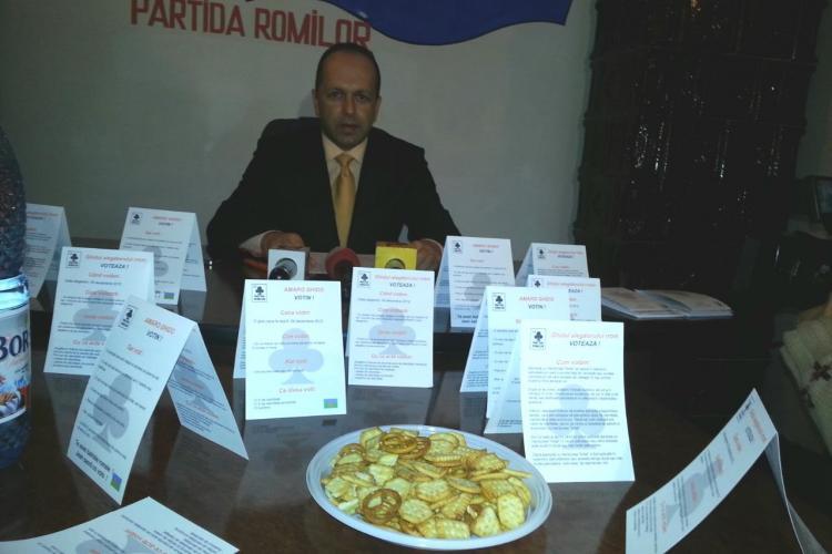 Țiganii din Cluj au un ghid al alegătorului, în limbile română şi romani - FOTO