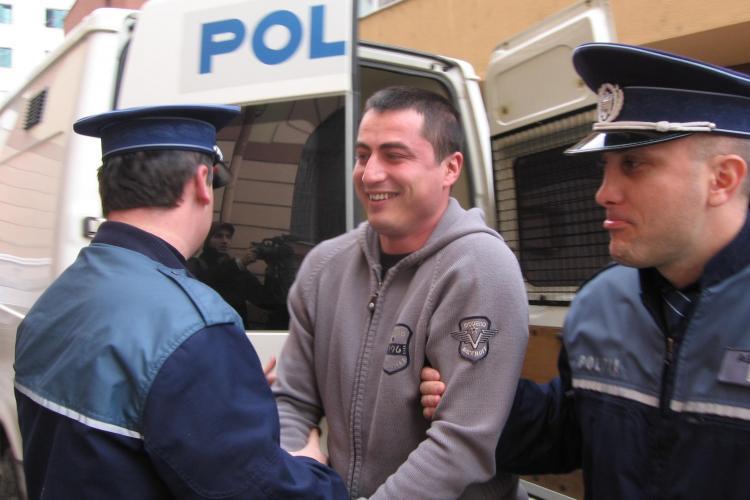 Cristian Cioacă, arestat în cazul uciderii Elodiei Ghinescu
