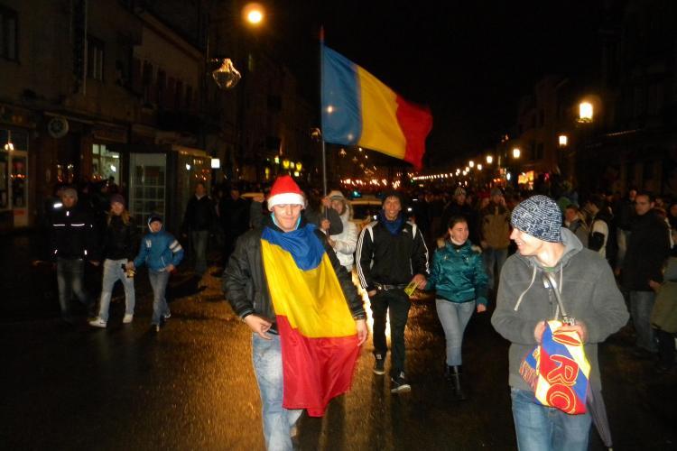 Cluj: Restricţii de circulaţie de Ziua Naţională