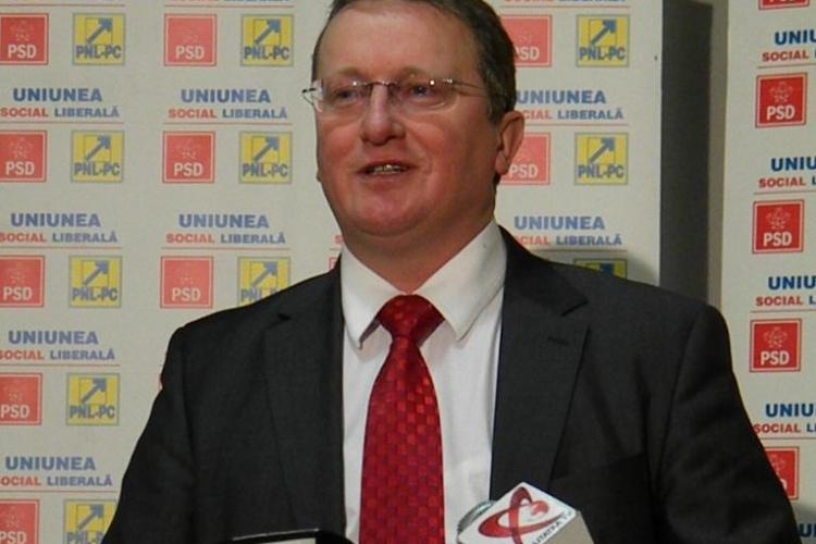 Candidații USL Cluj, sprijiniți de Partidul Alianța Socialistă și Asociaţia Naţională a Cadrelor Militare în Rezervă şi în Retragere