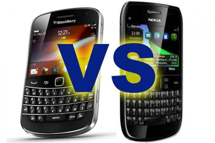 Nokia vrea să interzică telefoanele Blackberry. Vezi aici motivul