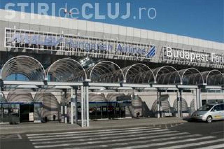 A luat foc turnul de control de la Aeroportul din Budapesta. Avioanele ar putea fi direcționate și la Cluj