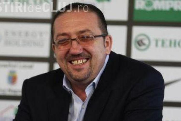 Walter a fost audiat 3 ore la DIICOT Cluj în cazul TUNULUI de 11 milioane de euro dat Universității Cluj