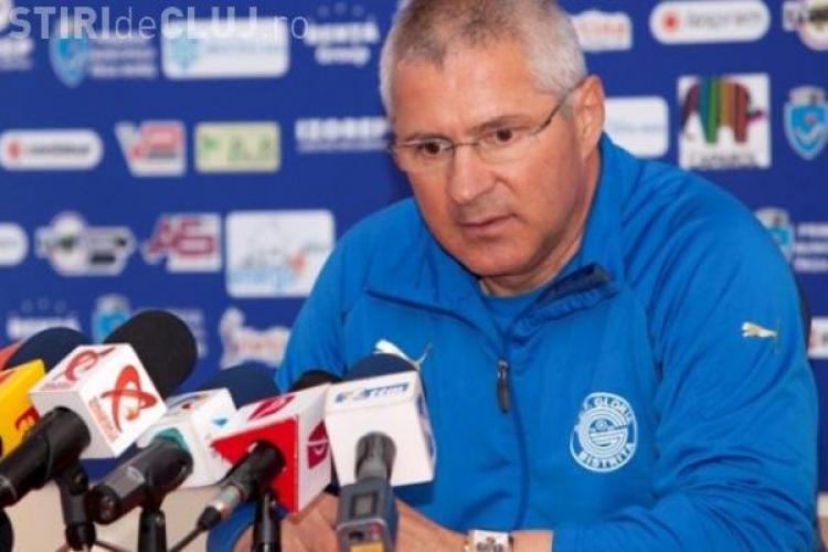 DEMISIE după meciul Gloria - U Cluj