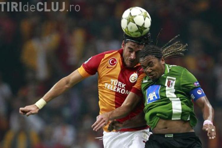 Braga - Galatasaray 1-2. REZUMAT VIDEO - Turcii au obținut calificarea în CL