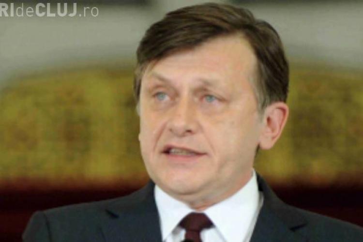 Crin Antonescu: Băsescu se pregăteşte să negocieze cu Ponta