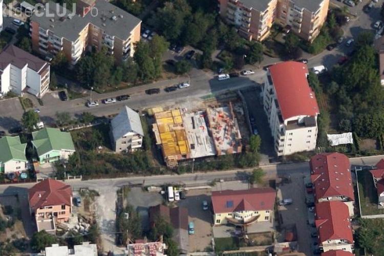 Dezvoltator imobiliar din Cluj-Napoca, șantajat de un vecin. I-a cerut ȘPAGĂ un apartament