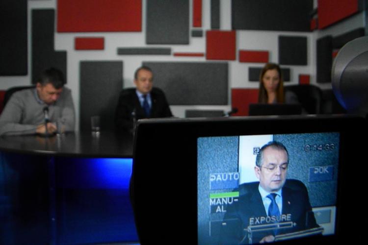 Emil Boc: USL izolează deja Clujul și Transilvania. Au tăiat de la finanțare centura și autostrada
