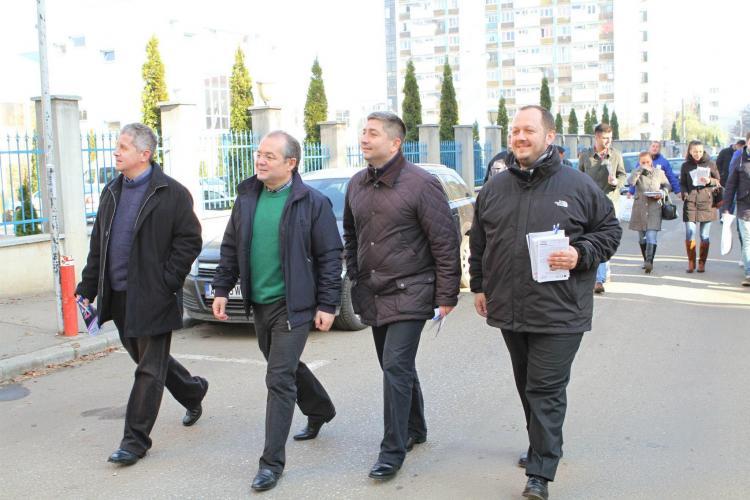 PDL Cluj a scos la ALEGERI cel mai bun scor din țară. Boc conduce ultima REDUTĂ democrat-liberală