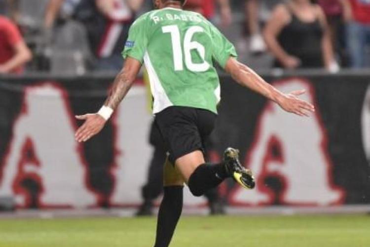 Bastos vede CFR Cluj în finala Europa League. VEZI de ce a declarat asta