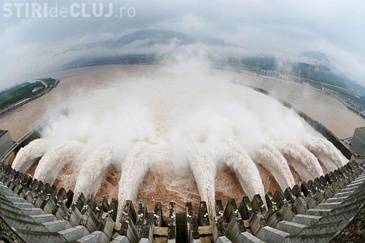 PUZ -ul hidrocentralei Tarnița-Lăpuștești, proiect de 1,5 miliarde de euro, a fost avizat de Consiliul Județean Cluj