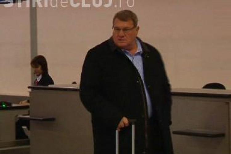 CFR Cluj a plecat spre Manchester! VEZI declarașia euforică a lui Iuliu Mureșan - VIDEO
