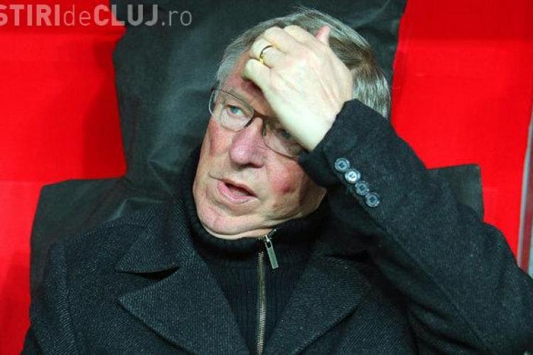 """Ferguson despre REZULTATUL meciului United - CFR Cluj: """"Numai Dumnezeu ştie ce se poate întâmpla!"""""""