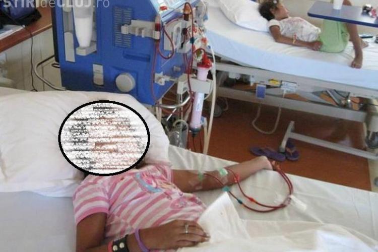 Copiii şi tinerii cu insuficienţă renală cronică din Cluj, solidari cu Melissa Dan