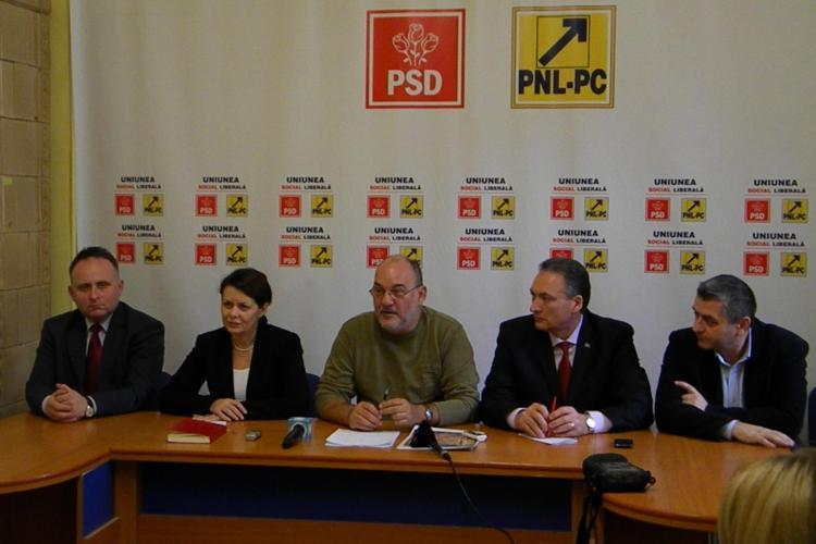 BNS în dialog cu candidații USL Cluj
