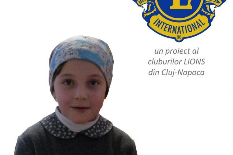 Cutia cu bucurii - un proiect al cluburilor Lions și Leo din Cluj Napoca
