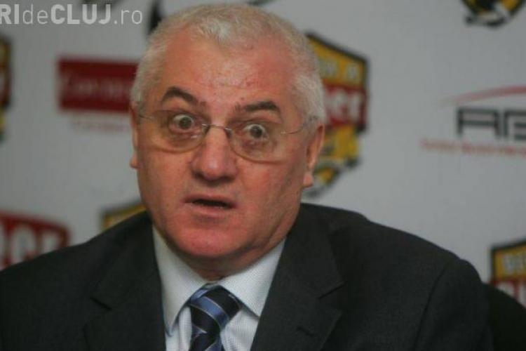 Dumitru Dragomir anunță probleme la CFR Cluj și la Steaua