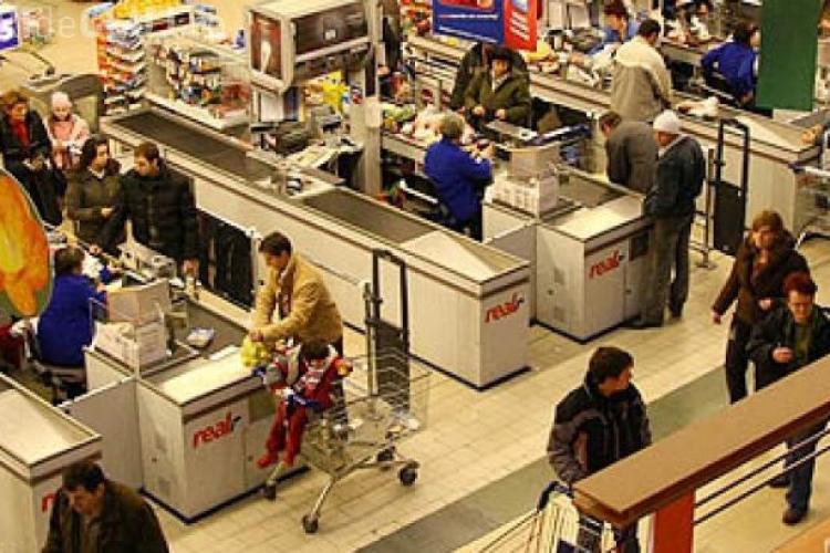 Auchan a cumpărat Real în România