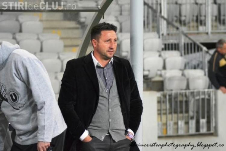 BLAT la meciul Gloria Bistrița - U Cluj? Scandal în vestiarul UNIVERSITĂȚII după eliminarea lui Cleiton și Paulinho