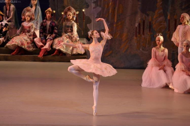 """Baletul """"Spărgătorul de Nuci"""" în 3D în premieră est-europeană la Cinema """"Florin Piersic"""" - VIDEO"""