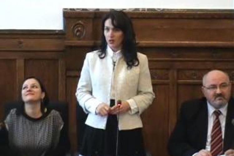 Parlamentarii clujeni au primit certificatele doveditoare a alegerii de la BEJ- VIDEO