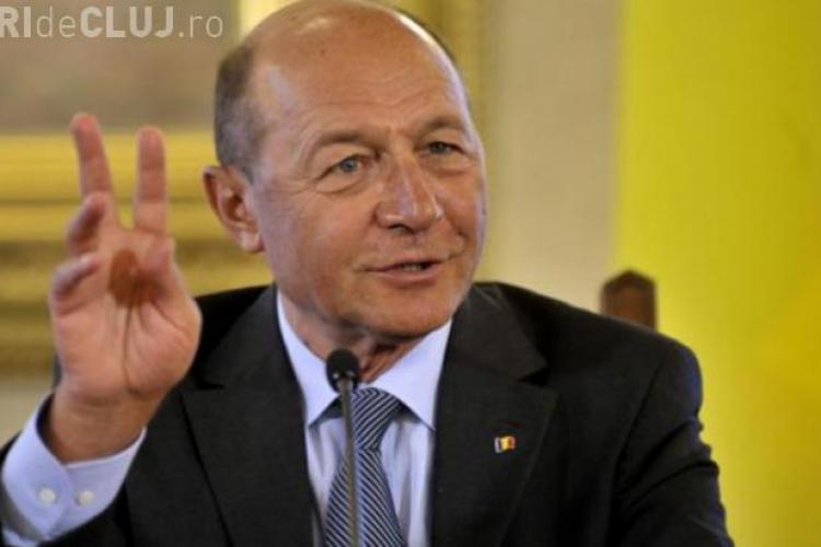 Băsescu: Sper ca cei 588 de înţelepţi să judece un buget bazat pe investiţii