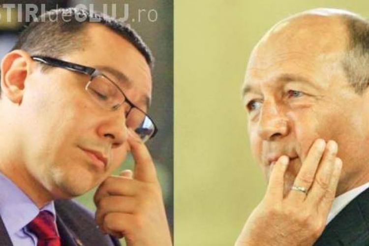 Băsescu şi Ponta merg la Bruxelles