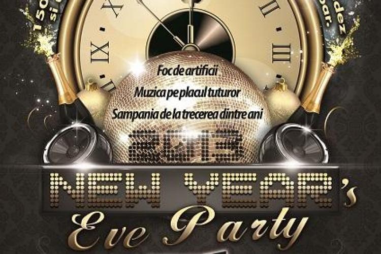 Club The One te invită la o super petrecere de Revelion (P)