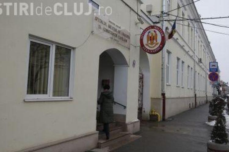 Spitalul Militar Cluj se va închide parțial pe durata sărbătorilor. Panică pe FACEBOOK