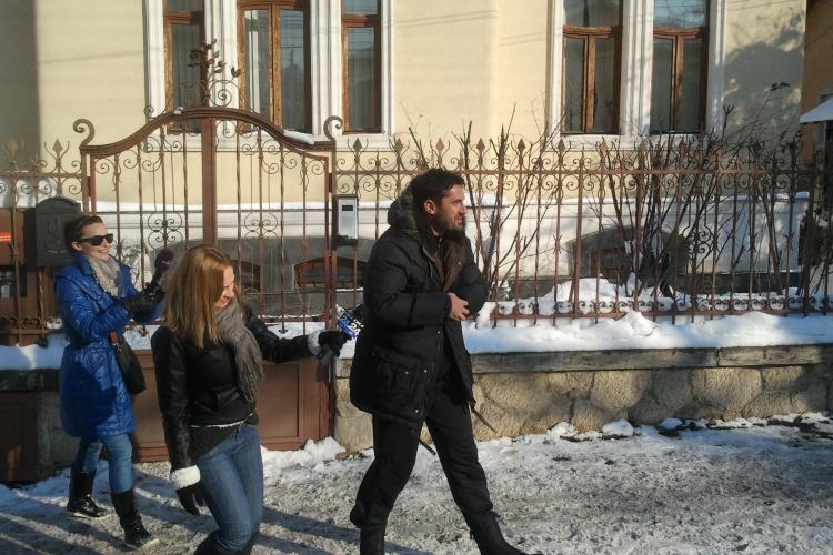 Claudiu Niculescu, audiat la DIICOT Cluj în dosarul transferurilor de jucători de la U Cluj. VEZI ce a declarat - VIDEO
