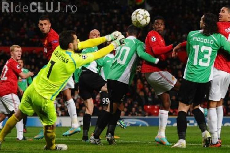 Felgueiras la Manchester United? Transfer BOMBĂ