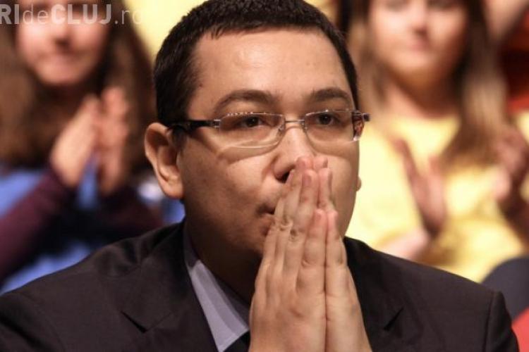 Ponta: UDMR nu face parte din Guvern