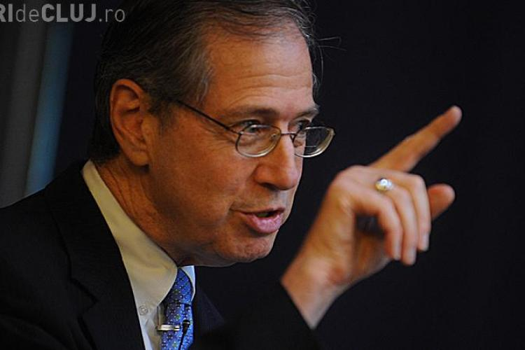 Gitenstein: Numărul parlamentarilor români e mai mare decât al Congresului SUA