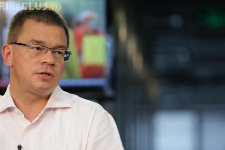 MRU atacă: Nu avem încredere în Ponta