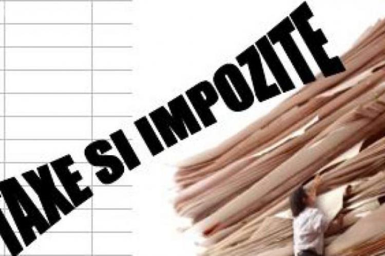 Guvernul vrea să crească impozitele şi taxele locale în 2013