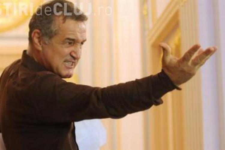 Becali la Parlament în prima zi: Sunt soldatul numărul 1