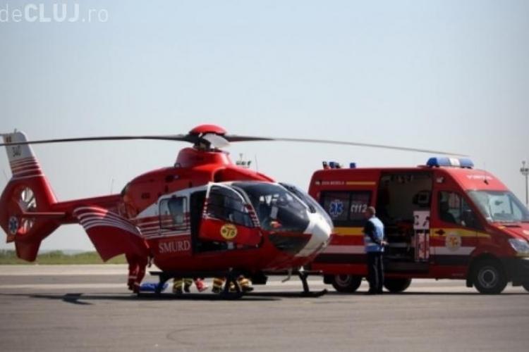 Bază Specială de Aviație pentru intervenții de urgență, construită la Aeroportul din Cluj