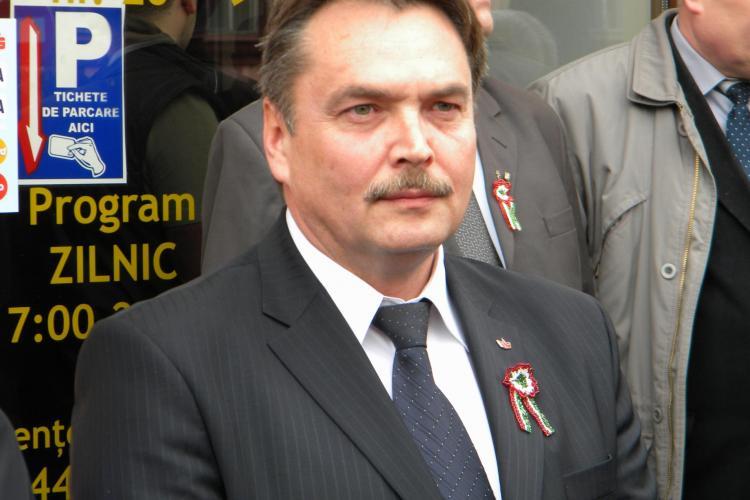 Laszlo Attila a câștigat cu noroc un mandat în Senat. VEZI ce planuri are