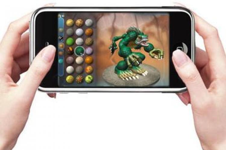 Jocurile pe mobil, una dintre cele mai de succes afaceri din 2012. Vezi ce sume se câștigă
