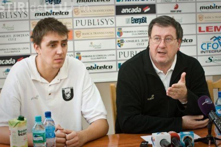U Mobitelco a pierdut și cu CSM Oradea