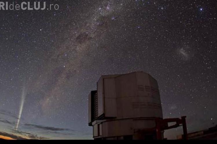 """Eveniment astronomic """"unic în viaţă"""" în 2013. Vezi despre ce e vorba"""